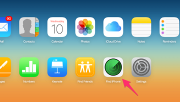 Remove iPhone, iPad, iMac or MacBook from iCloud account