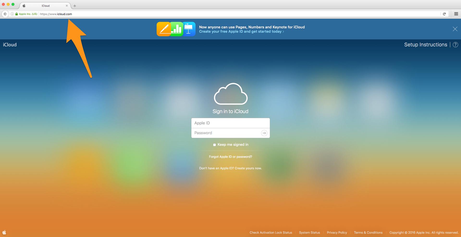how to delete icloud off macbook