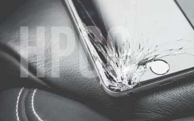Phone Screen Glass Repair