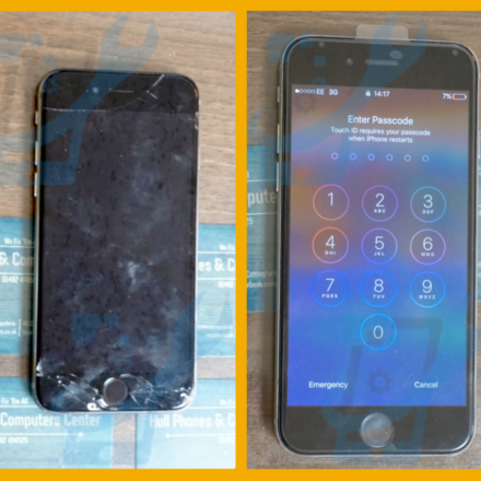 iPhone 6 LCD screen repair