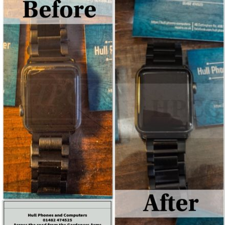 Apple iWatch Screen Replacement
